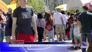 Festival de cinco de mayo de Westside de St Paul