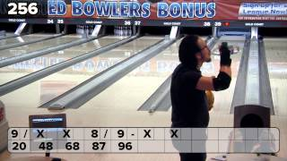 getlinkyoutube.com-Bowling - Practice Session - My First 700 - Speed Attempt