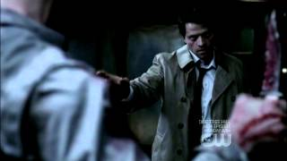 getlinkyoutube.com-Supernatural - Dean being hurt (A request)