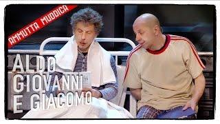 getlinkyoutube.com-Ospedale (1 di 3) - Ammutta Muddica | Aldo Giovanni e Giacomo