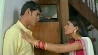 getlinkyoutube.com-Murari || Mahesh Babu, Sonali Bendre Beautiful Love Scene || Mahesh Babu, Sonali Bendre