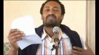 Ethiopian Muslims: Poem By Munir Hussain Against Government backed Mejlis (Ahbash)