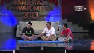getlinkyoutube.com-Maharaja Lawak Mega 2013 - Minggu 3 - Persembahan Sepahtu
