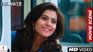 getlinkyoutube.com-How to take a girl's number in Dilwale style | Dilwale Scenes | Shah Rukh Khan, Kajol
