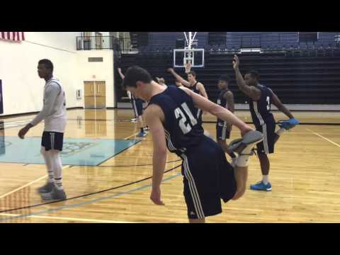 Basketball #PDS: Dynamic Stretching