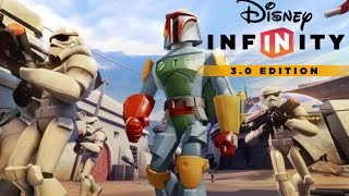 getlinkyoutube.com-Disney Infinity 3.0 Walkthrough HD - Intro (Boba Fett) [No Commentary]