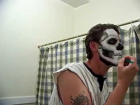 makeup skull. Skull Makeup