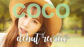 Coco [코코] - Debut Review