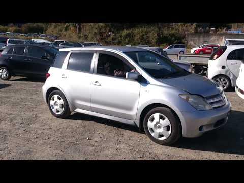Видео-тест автомобиля Toyota Ist (NCPг)