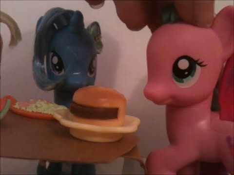 mlp Bad Girls S2 Ep 8 (food fight!)