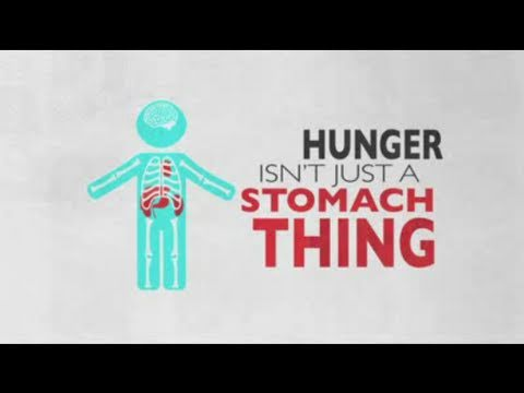 Hunger isn't just a stomach thing | World Vision