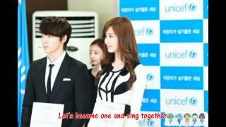 getlinkyoutube.com-[HD/ENG] Super Junior Donghae SNSD Seohyun - Dreams Come True (2011 Asia Song Festival)
