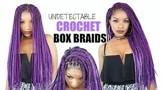 getlinkyoutube.com-DIY Box Braids | Crochet Braids Cheat Method