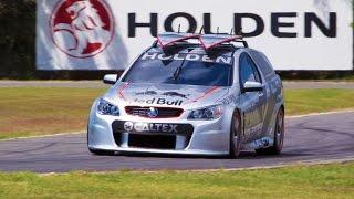 getlinkyoutube.com-The Making of the Triple Eight: Project Sandman Tribute Edition Holden V8 Supercar