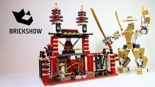 getlinkyoutube.com-Lego Ninjago 70505 Temple of Light - Lego Speed build