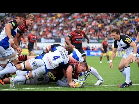 Aviva Premiership Rugby 13/14 - Round 3