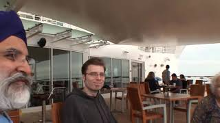getlinkyoutube.com-Alaska Cruise 2013 Part 1 Leaving Vancouver , Icy Strait point Trip