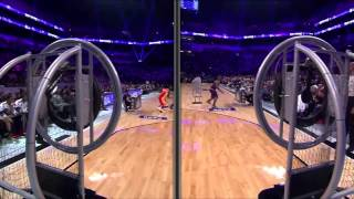 getlinkyoutube.com-2015 NBA Concurso de Habilidades   COMPLETO   14 de Febero
