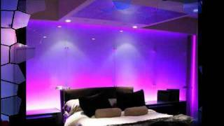 getlinkyoutube.com-Bedroom LED lighting 1