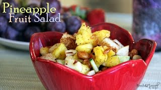 getlinkyoutube.com-Fruit Salad  recipe    How to make Fruit Salad Recipes By Shilpi