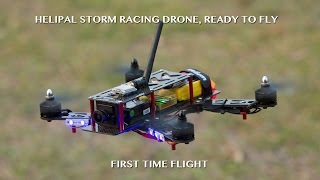 getlinkyoutube.com-Storm Racing Drone First time flight