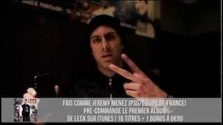 Jérémy Ménez, son message de soutien à L.E.C.K !