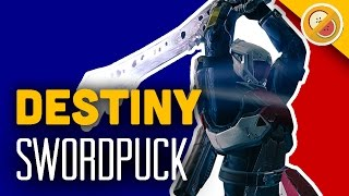 getlinkyoutube.com-Destiny SWORDPUCK CHAMPIONSHIP - The Dream Team (Custom Game)