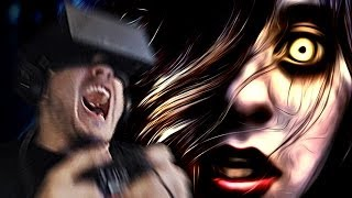 getlinkyoutube.com-WARNING: EXTREMELY SCARY   Terrorift (Oculus Rift Horror)