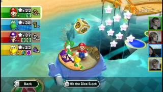 getlinkyoutube.com-Spelkväll S1E7: Mario Party 9 med Nel-li, Daniel och Andreas!