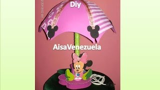 getlinkyoutube.com-LÁMPARA DE FOAMI II |AisaVenezuela