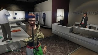 getlinkyoutube.com-Gta 5 How To Get Invisible Torso And Arms EASIEST METHOD