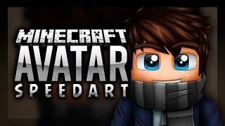 getlinkyoutube.com-Minecraft SpeedART - TheBestCubeHD [Avatar]