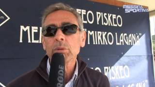 Il direttore tecnico Coconi fa il punto sull'11^ ''Trofeo Piskeo Memorial Laganà''
