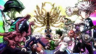 getlinkyoutube.com-Top 70 Strongest Hunter X Hunter Characters