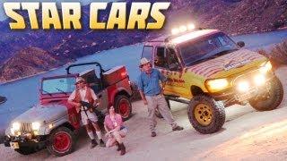 getlinkyoutube.com-STAR CARS- Jurassic Park Off-Road Special (Ep. 11)
