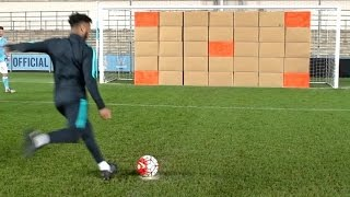 getlinkyoutube.com-Soccer Trick Shots | Dude Perfect