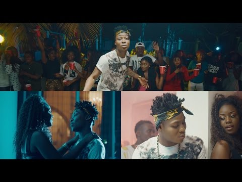 Reekado Banks | Corner ( Official Video ) @reekadobanks