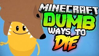getlinkyoutube.com-Minecraft DUMB WAYS TO DIE | Random Suicide Booth with TrueMU