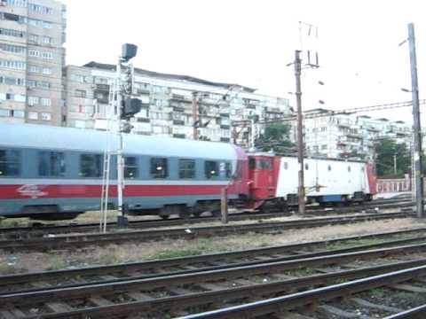 R 754 se retrage la depou + regiotrans Bucureşti-Braşov