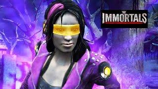 getlinkyoutube.com-WWE Immortals - Evolved - Paige Super Move Attacks [Android/iPad]