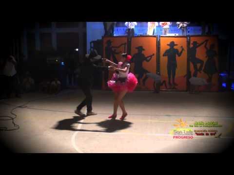 Ganadores Pareja de baile, musica llanera
