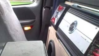 "getlinkyoutube.com-""ULTRA CHEAP"" Car Stereo & Rockford HX2 10"" Subs Audio Demo - Loud Phoenix Gold Octane Woofer Amp"