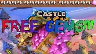 getlinkyoutube.com-Castle Clash Free Gems Code