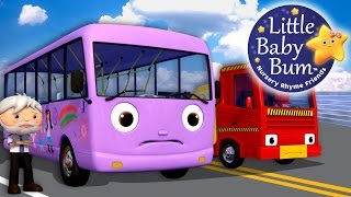 getlinkyoutube.com-Wheels On The Bus | Part 9 | Nursery Rhymes | By LittleBabyBum!
