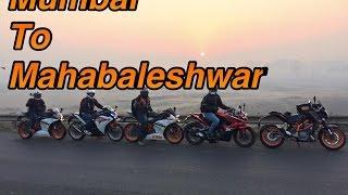 Mumbai to Mahabaleshwar/ Panchgani | KTM duke 390