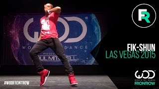 getlinkyoutube.com-Fik-Shun | FRONTROW | World of Dance Las Vegas 2015 | #WODVEGAS15