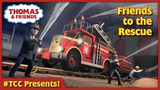 getlinkyoutube.com-Friends to the Rescue! | Thomas Creator Collective Presents Ep. #9 | Thomas & Friends