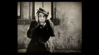 getlinkyoutube.com-Buster Keaton in Hard Luck  (1921)