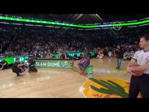 NBA All Star Sprite Slam Dunk Competition 2009 HD [3/5]