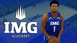 getlinkyoutube.com-NBA 2K17 - How To Create Trevon Duval & IMG Jersey & Court Tutorial